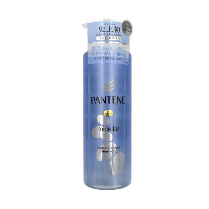 Pantene Micellar Water Pure & Cleanse Shampoo