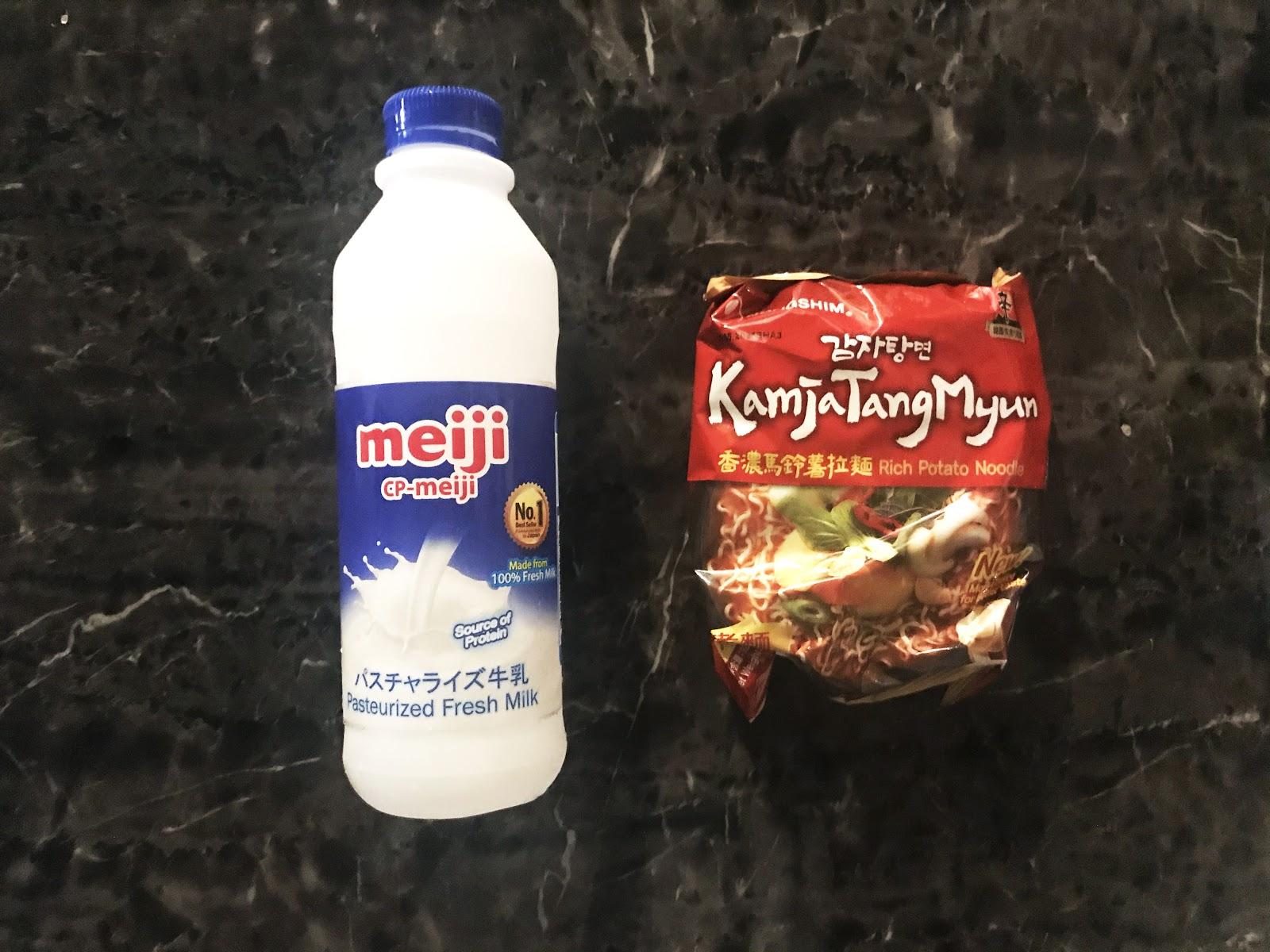 korean noodles ingredients