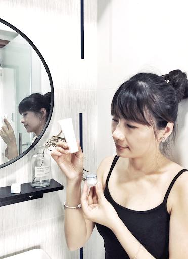 user 3 kanebo skincare routine
