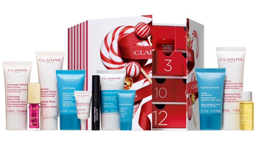 clarins-12-day-christmas-advent-calendar
