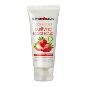 Human Nature 100% Natural Purifying Facial Scrub Product Image