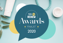 Try and Review Awards Finalists Banner