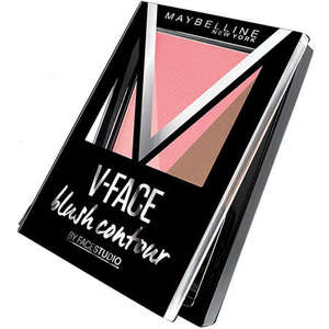 maybelline vface blush contour product