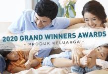 3 Produk Keluarga Terbaik di Tahun 2020_3 Produk Keluarga Terbaik