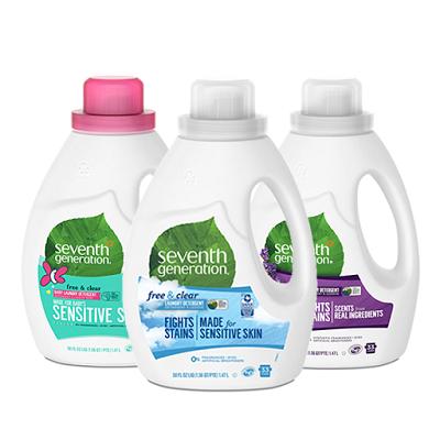 Laundry Seventh Generation_Vegan Products
