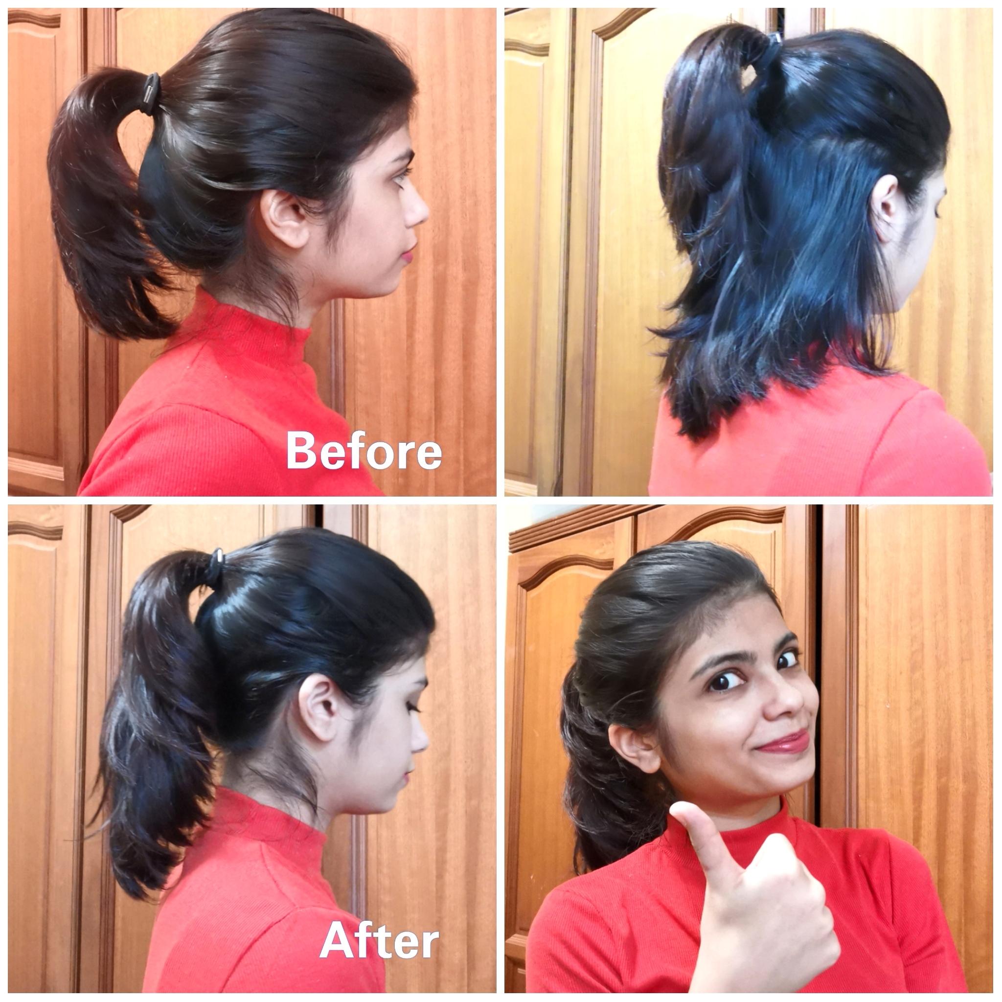 popular hair hacks tested_hair extension