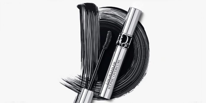 dior long eyelashes cover