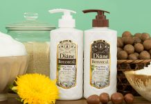 moist diane shampoo damaged hair