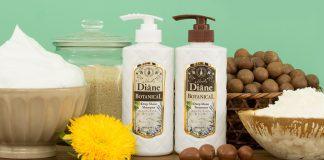 moist diane shampoo damaged hair
