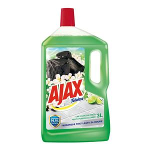 FABULOSO LIME CHARCOAL MULTI PURPOSE FLOOR CLEANER ajax cleaning products