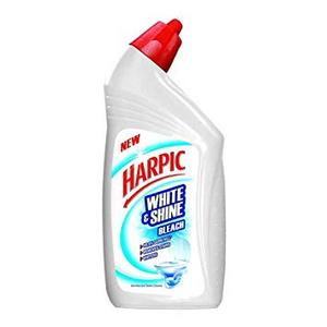 WHITE AND SHINE ACTIVE CLEANING GEL harpic cleaning products