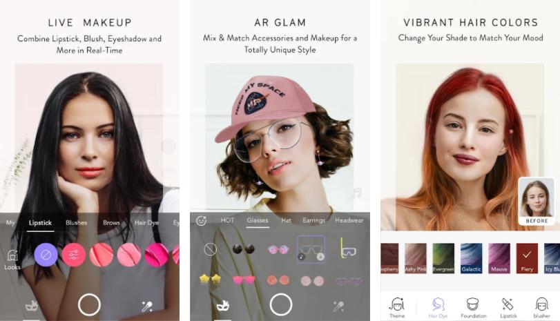 MakeupPlus - Your Virtual Makeup Artist