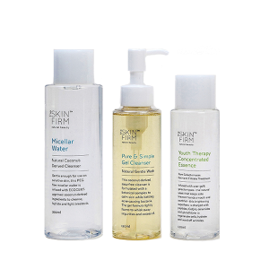 The Skin Firm Gentle Cleansers And Essence Set Product Image