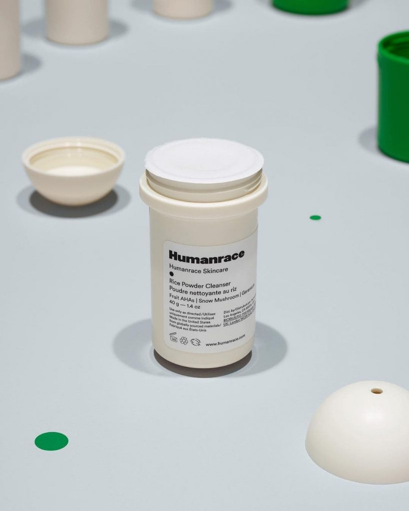 Humanrace Skincare Refill System