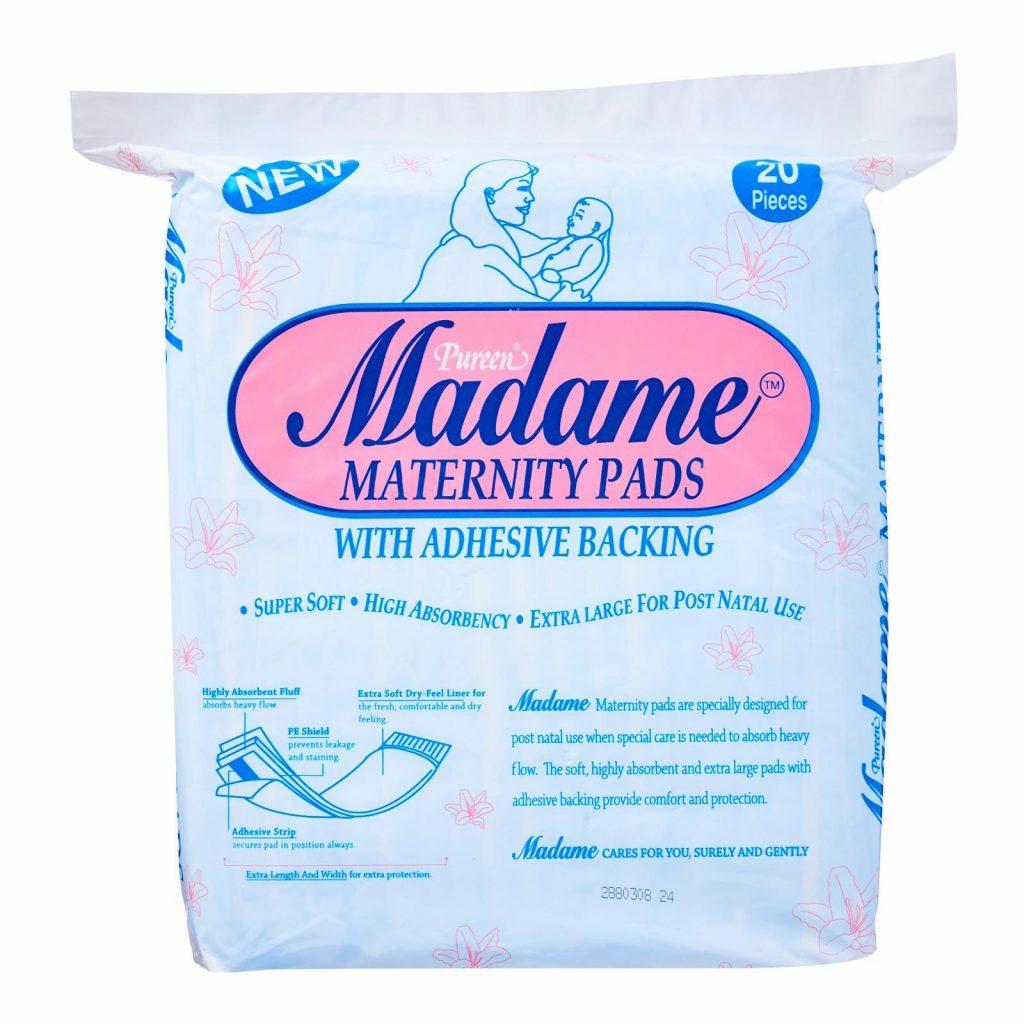 Pureen Madame Maternity Pads