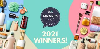 Try and Review Awards 2021 Winners!