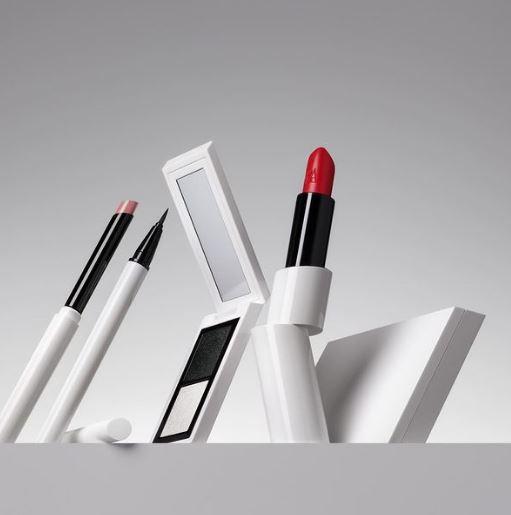 ZARA BEAUTY - various items - lipstick, eyeliner, palette