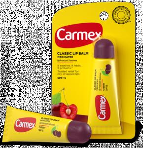 Carmex Classic Lip Balm Cherry Product