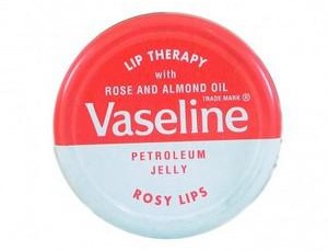 vaseline lip therapy petroleum jelly rosy lips pink product review